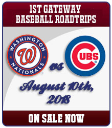 August Baseball tickets on sale